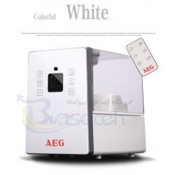دستگاه پیشرفته بخور سردو گرم AEG مدل HM-1602 سفید