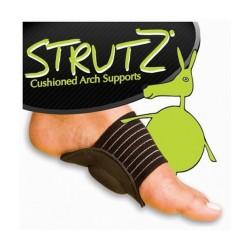 درمان پادرد و صافی کف پا با استروتزstrutz