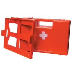 جعبه كمكهای اولیه با استند دیواری