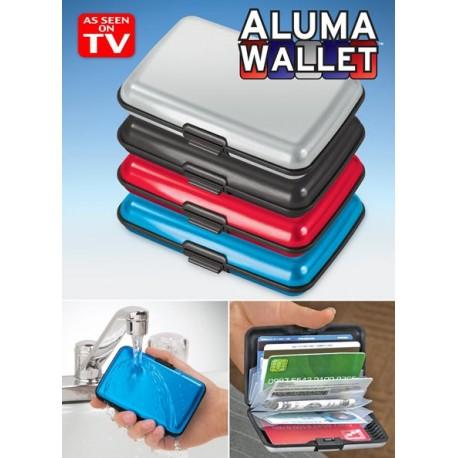 کیف پول و کیف کارت آلومینیومی آلوما والت aluma wallet