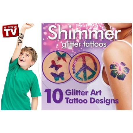تتو موقت Shimmer