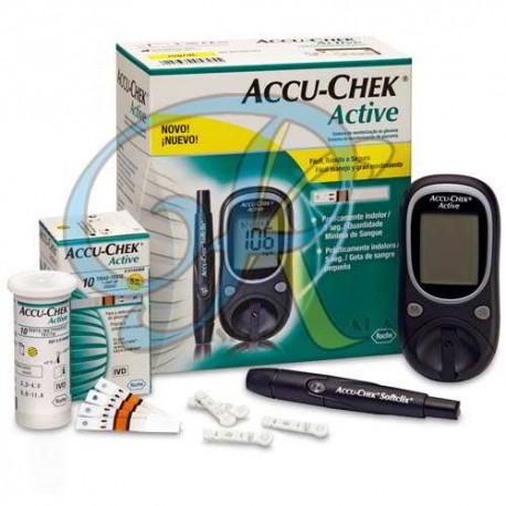 دستگاه تست قند خون ACCU-CHEK