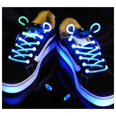 بند کفش نورانی - بند کفش نئون