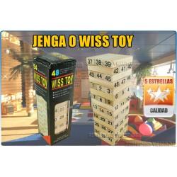 برج جنگا یک بازی و سرگرمی فکری