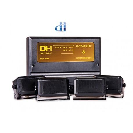 دستگاه تخصصی دفع ساس متراژهای بالا مدلDH-600S2