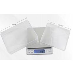 ترازوی گرمی ازمایشگاهی TP دقت 0.01 تا 500 گرم